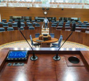 Tiempo límite para Cs: obligado a retratarse con Vox para presidir la Asamblea