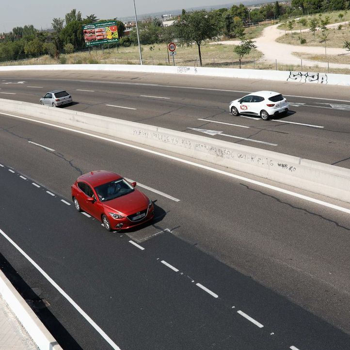 Detenido por circular a 228 km/h en una carretera limitada a 100 km/h