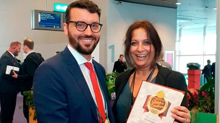 El Corte Inglés, galardonado con cinco premios Salute To Excellence en la Feria PLMA 2019