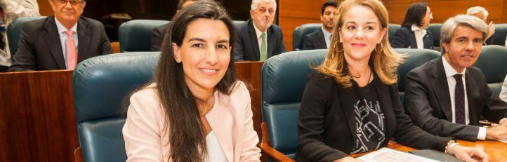Monasterio asegura que ha firmado con Ayuso la entrada de Vox en el Gobierno pero el PP lo niega