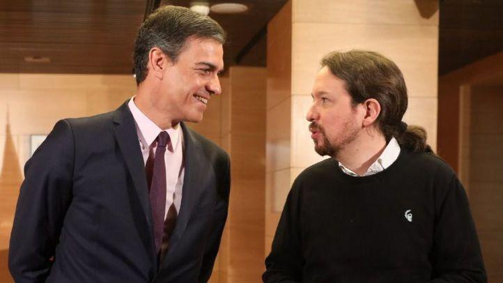 PSOE y Podemos hablan de un