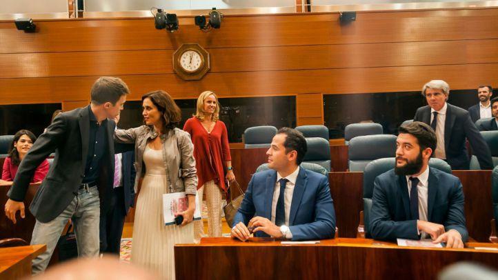 GALERÍA | Las mejores imágenes del arranque de la XI Legislatura