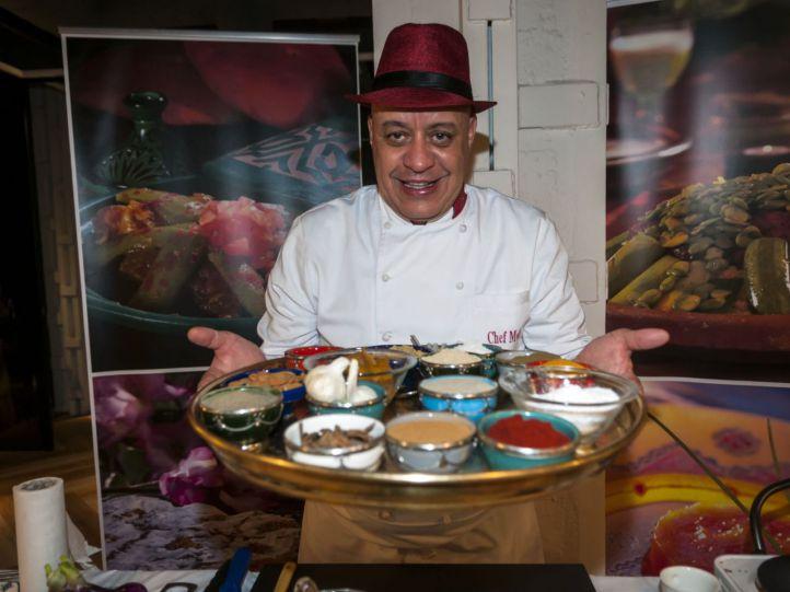 El chef Moha llega a Madrid para sorprender con su gastronomía marroquí