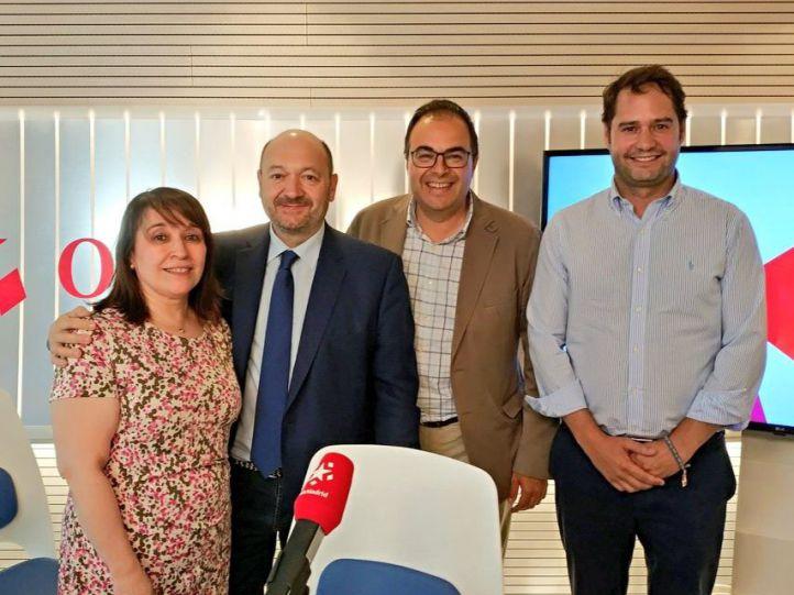 Llorente y Vázquez no ven viable la propuesta de Villacís de turnarse la capital con Almeida