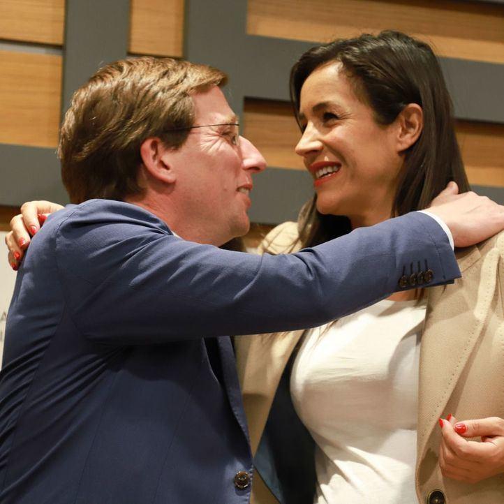 El PP y Ciudadanos vuelven a reunirse para desbloquear el acuerdo Almeida-Villacís
