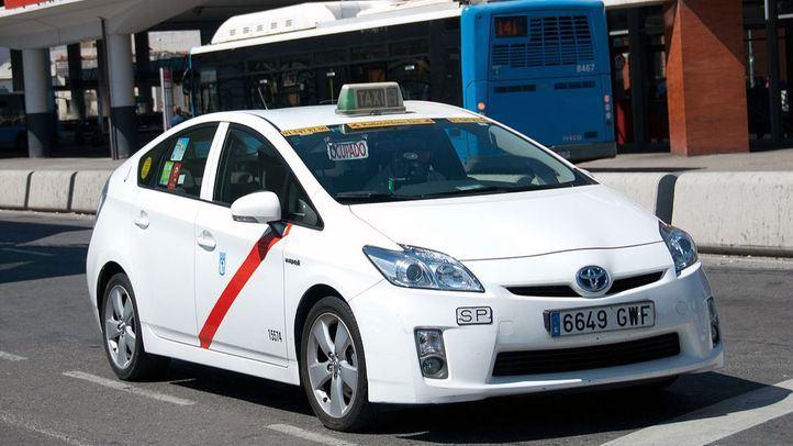 Los taxistas lanzan la campaña 'Orgullo de ir en Taxi'