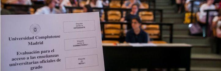 Los madrileños arrasan en Selectividad: aprueba el 93,11 por ciento