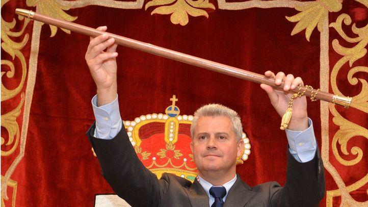 Narciso Romero, alcalde de San Sebastián de los Reyes, en 2015.