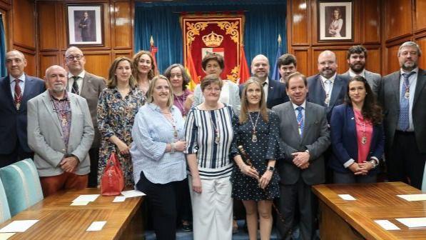 San Lorenzo: la popular Carlota López es alcaldesa con el apoyo de Cs y Vox