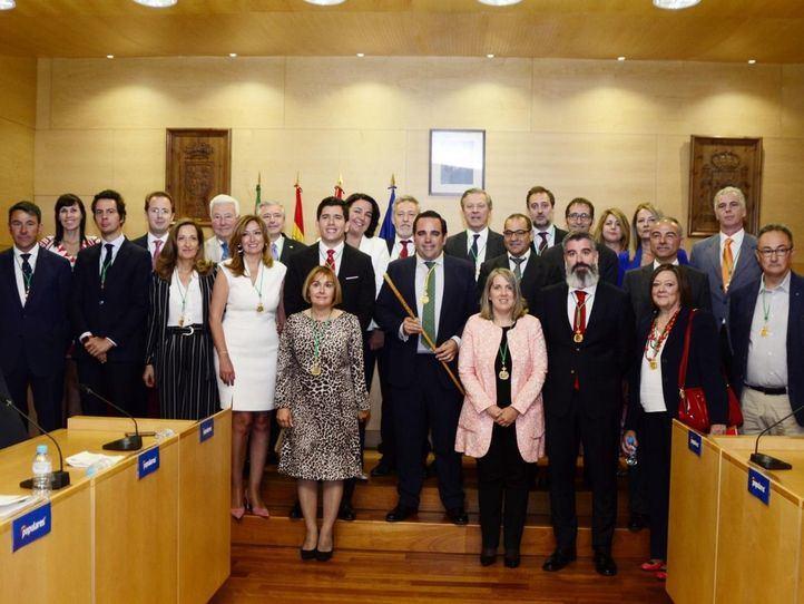 Boadilla: el PP continúa en el Ayuntamiento de la mano de Javier Úbeda