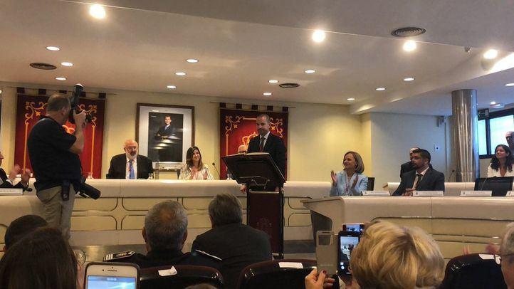 Majadahonda: Álvarez Ustarroz, nuevo alcalde de la localidad
