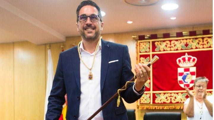 Pinto: Diego Ortiz es investido alcalde el día de su cumpleaños