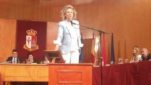 María José Martínez, nueva alcaldesa de Aranjuez
