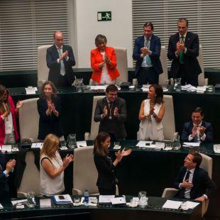 Primera Junta de Gobierno de Almeida como alcalde y adiós de Carmena