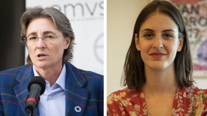 Higueras y Maestre, nuevas portavoces de Más Madrid en el Ayuntamiento