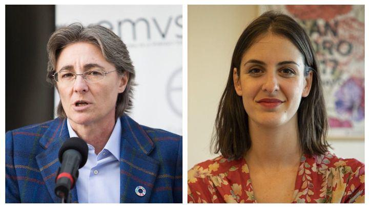 Marta Higueras y Rita Maestre serán las portavoces de Más Madrid en el Ayuntamiento de la capital