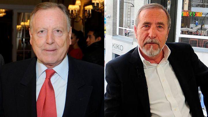 Los exalcaldes de Madrid, José María Álvarez del Manzano y Juan Barranco, estarán esta tarde en Com.Permiso.