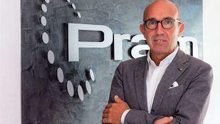 Franco Broccardo, presidente de Praim