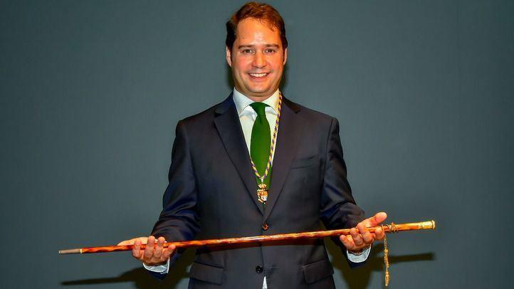 Ignacio Vázquez, alcalde de Torrejón