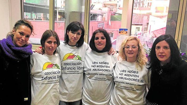 Madres de Infancia Libre.