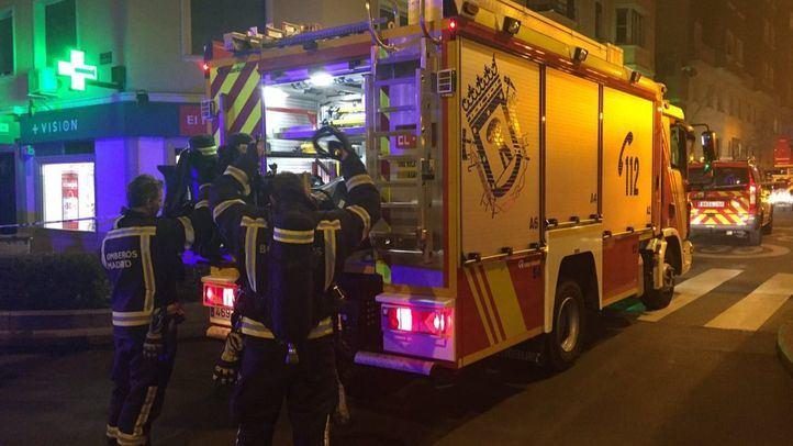 Encontrado un cuerpo sin signos de violencia tras un incendio