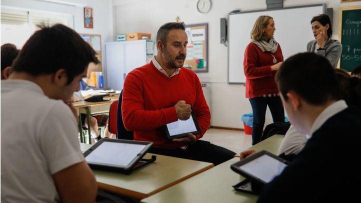 Los colegios de la Comunidad de Madrid contarán con 800 profesores más el curso 2019-2020.