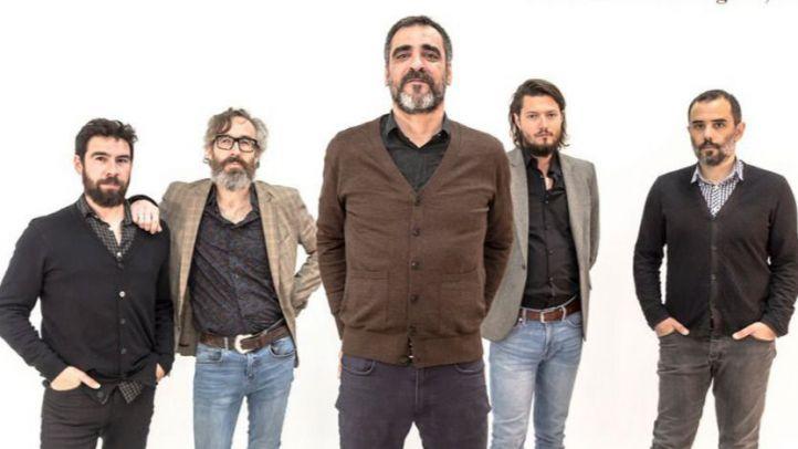 Santi Campos y Herederos nos regalan 'La Alegría' de su mejor música en su nuevo disco