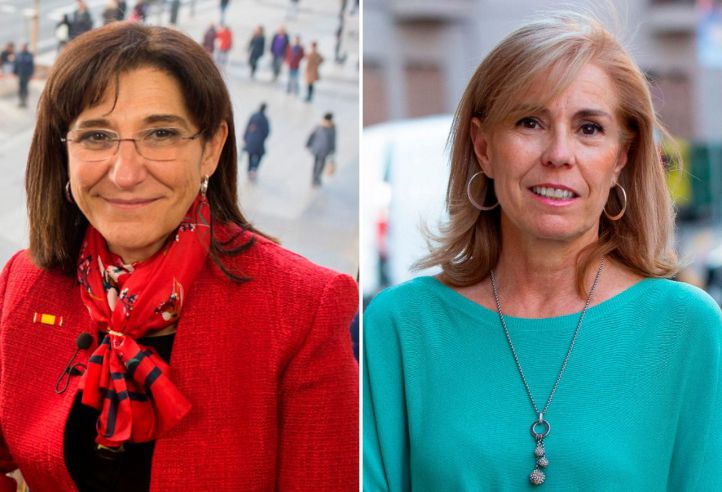 Duelo de alcaldesas, esta tarde en Onda Madrid