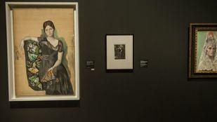 Olga Picasso sale del baúl y muestra su vida con el artista