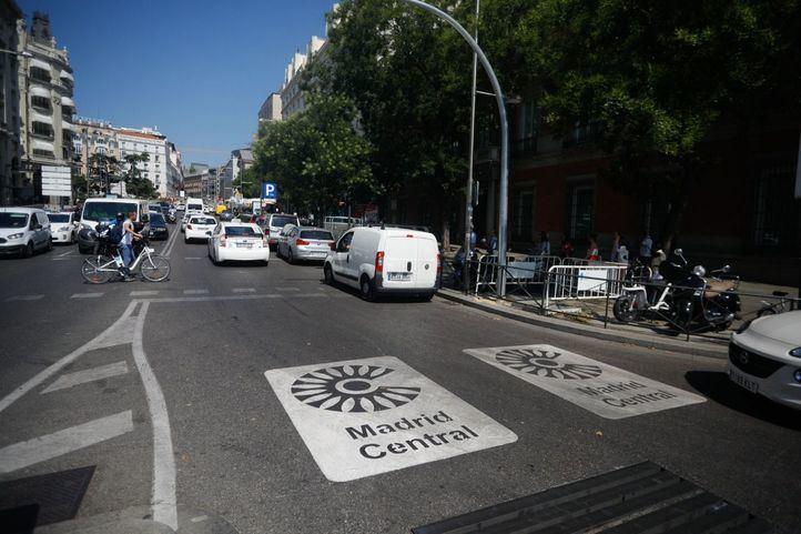 Villacís insiste en que Madrid Central no se va a revertir, solo a
