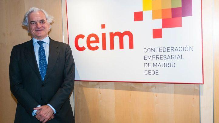 Miguel Garrido, presidente de la CEIM.