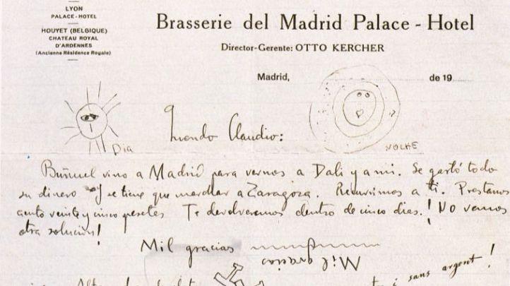 Un pedazo de la historia de Madrid, en el Palace