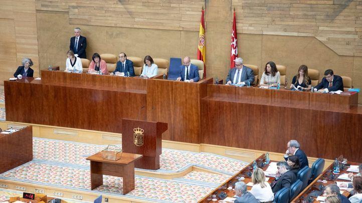 La Mesa de la Asamblea pide un informe jurídico sobre su polémica composición