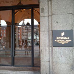 Abre el hotel 'Pestana Plaza Mayor'