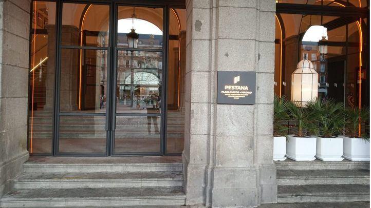Nuevo hotel de Cristiano Ronaldo en la Plaza Mayor
