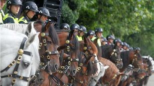 Día de la Policía Municipal por su patrón San Juan Bautista.