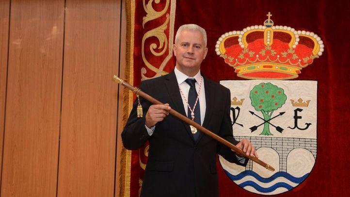 Narciso Romero, alcalde de San Sebastián de los Reyes.
