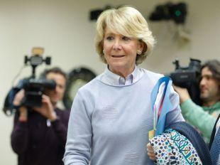 La financiación ilegal del PP vuelve a salpicar a Aguirre