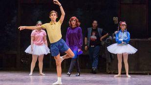 Representación del musical Billy Elliot.