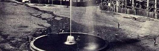 'La fuente de la Buena Suerte', instalada en la Puerta del Sol