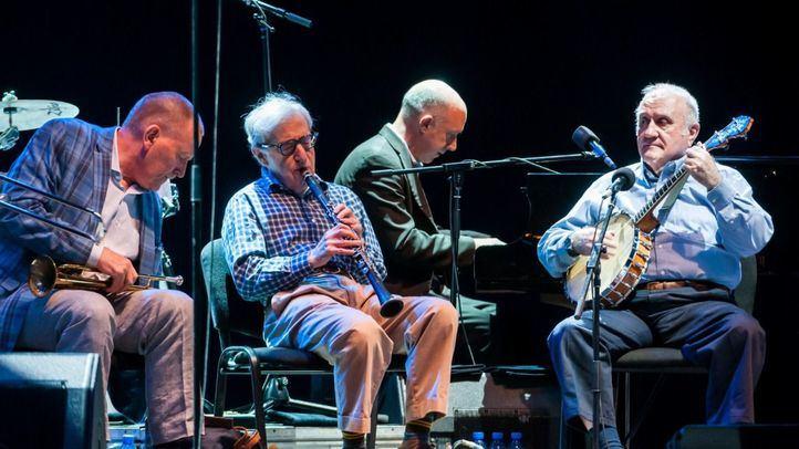 la New Orleans Jazz Band en las Noches del Botánico
