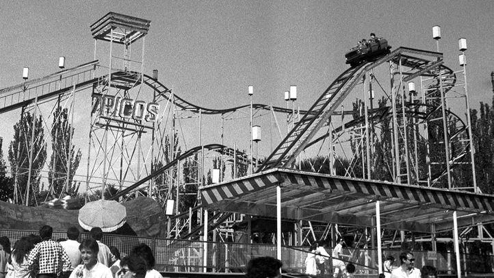 Un repaso a los 50 años del Parque de Atracciones