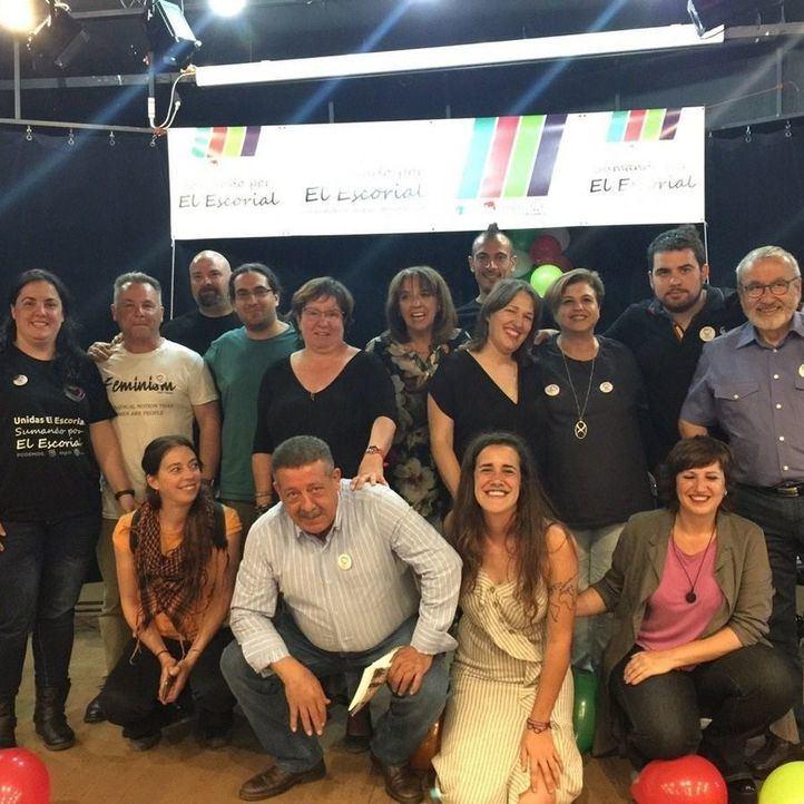Unidas El Escorial se hace un hueco en el Gobierno local de PP y Ciudadanos