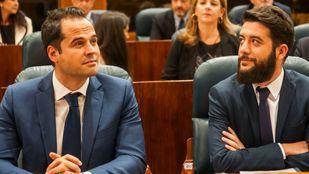 Zafra reitera que Ciudadanos no pactará con PSOE en la Comunidad y apuesta por seguir negociando con PP