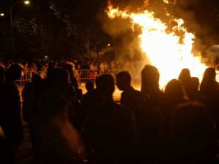 San Juan: Madrid celebra la noche más mágica del año