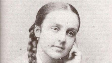 María de las Mercedes de Orleans y Borbón en 1874
