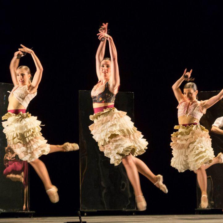 Zarzuela en danza