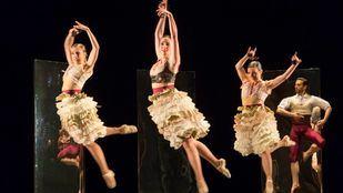 Zarzuela en danza, espectáculo del Teatro de la Zarzuela.