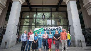 La Plataforma en defensa de Madrid Central está compuesta por Ecologistas en Acción, Greenpeace, Fapa Francisco giner de los Ríos, FRAVM, Pedalibre, fridays For Future y Madre por el Clima.