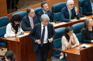 Garrido no será senador de Ciudadanos